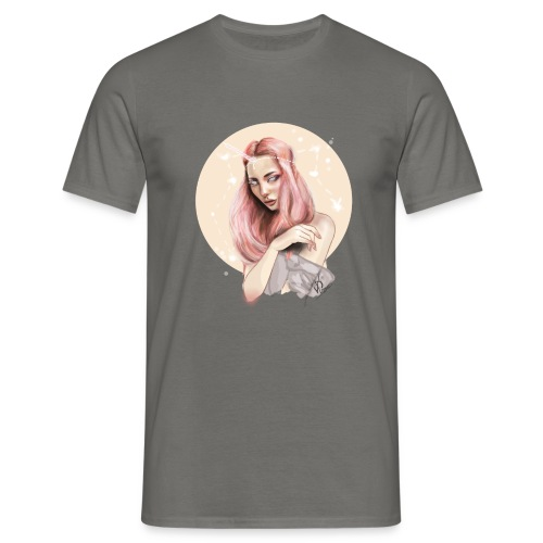 Unicorn - Fairy Tales - Camiseta hombre