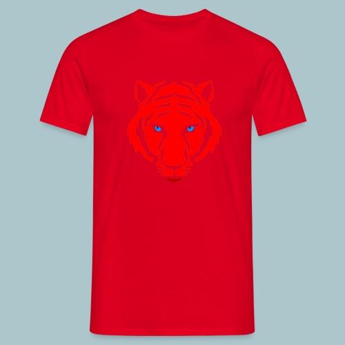 sixxam tijger 1000px - Mannen T-shirt