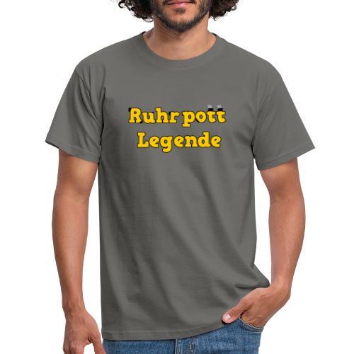 Ruhrpott Legende - Männer T-Shirt