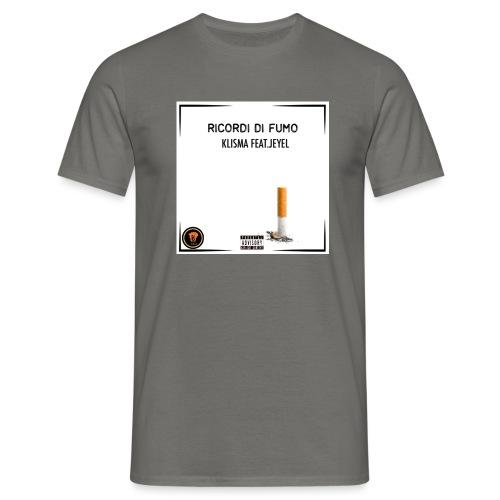 RICORDI DI FUMO - KLISMA FEAT. JEYEL BTZ MAGLIE - Maglietta da uomo