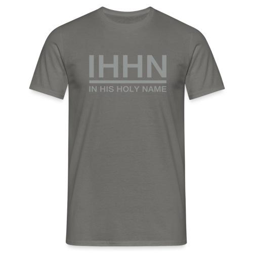 ihhnblack4 sv eps - T-shirt Homme