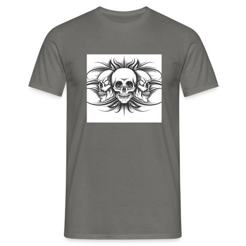 Death - Herre-T-shirt