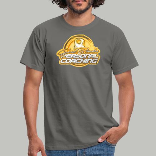 GBPC STICKER-LOGO - Männer T-Shirt