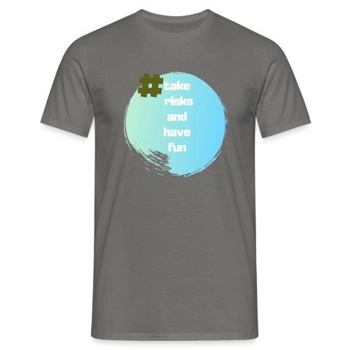 Risks - Camiseta hombre