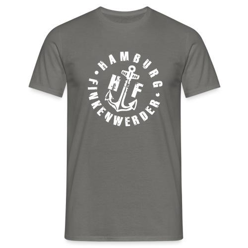 HF Hamburg Finkenwerder - Männer T-Shirt