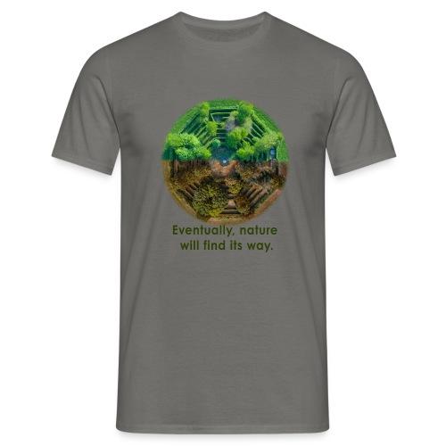 Our Future - Männer T-Shirt