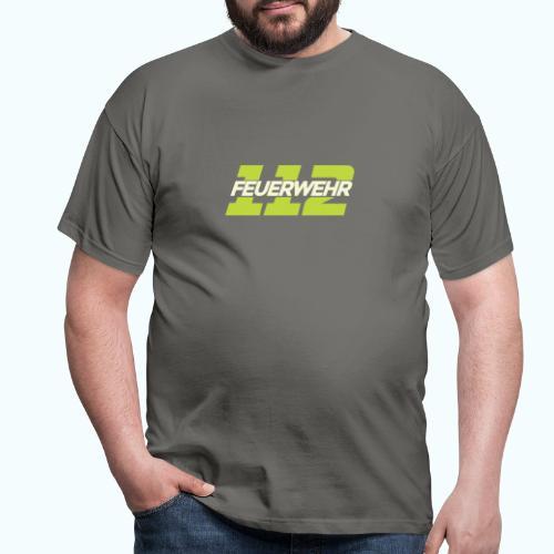fire Department - Men's T-Shirt