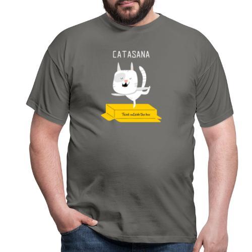 illustrated t shirt design CATASANA - Maglietta da uomo