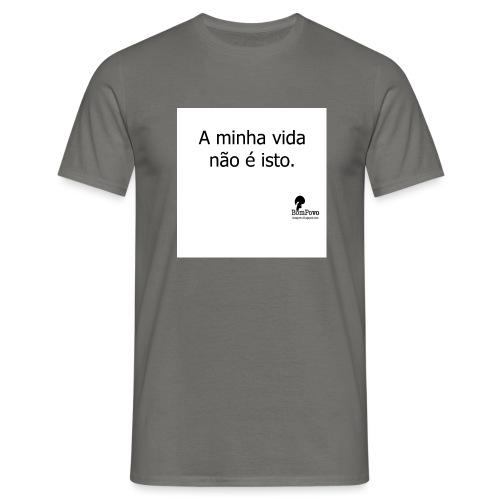 aminhavidanaoeisto - Men's T-Shirt