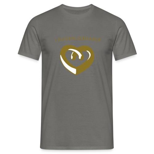 laugenliebhaber - Männer T-Shirt