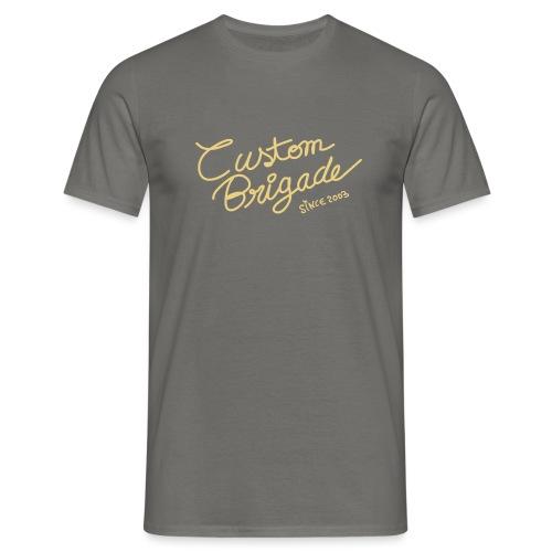 handscript - T-shirt Homme