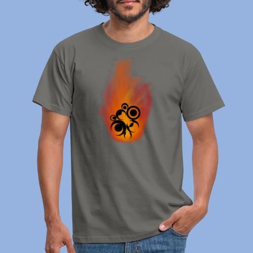 Should I stay or should I go Fire - T-shirt Homme