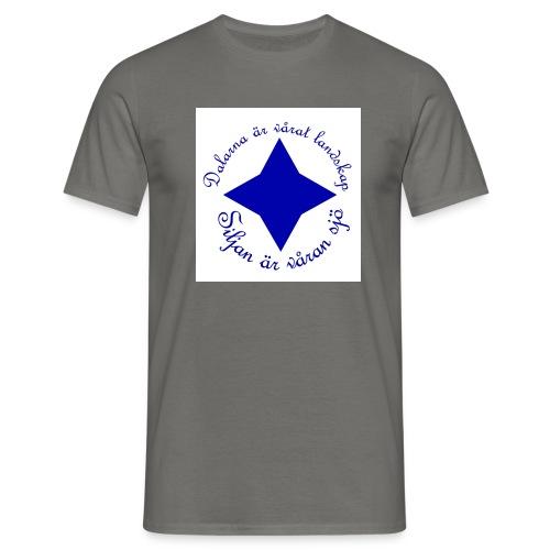 dalarnaSiljan - T-shirt herr