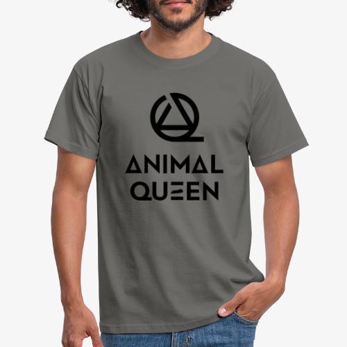 Animal Queen - Männer T-Shirt