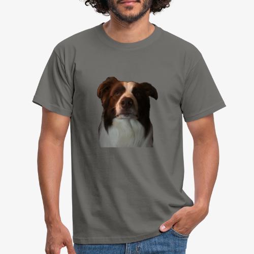 colliebraun - Mannen T-shirt