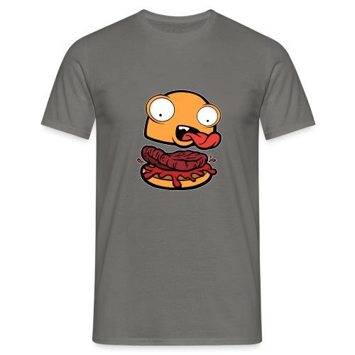 Crazy Burger - Camiseta hombre