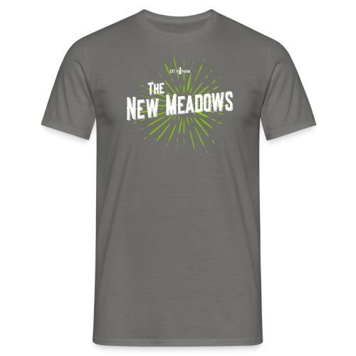 meadows logo burst - Männer T-Shirt