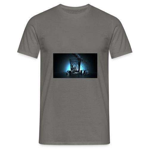 SQT THREE - T-shirt herr