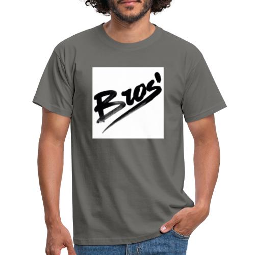 bros - T-shirt herr
