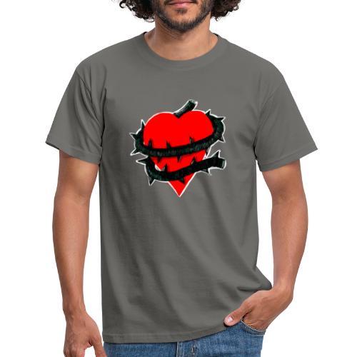 cuore ingrato - Camiseta hombre