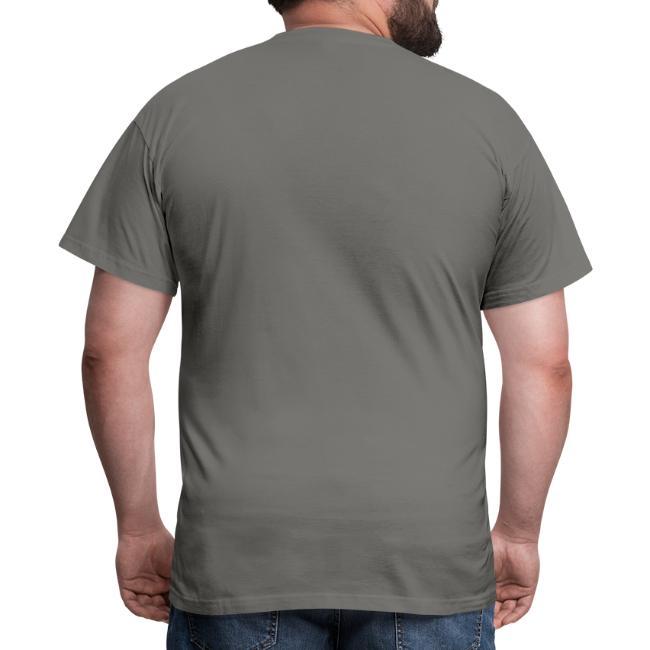 Vorschau: Ollas Wappla bis aufs Herrli - Männer T-Shirt