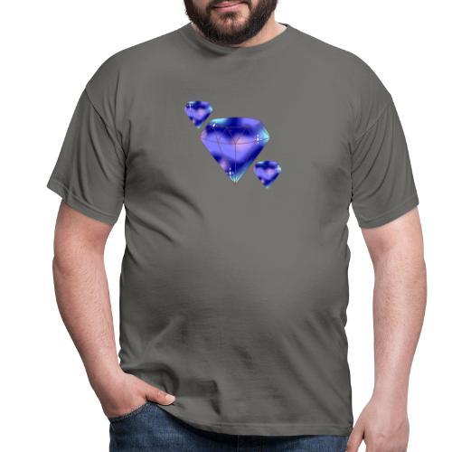 Diamonds - Herre-T-shirt