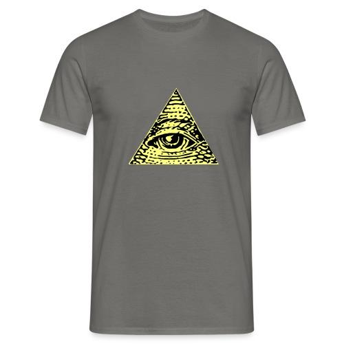 Illuminati - T-shirt herr