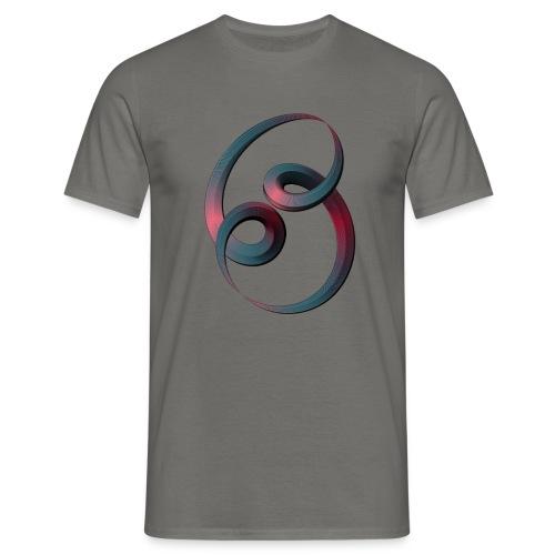 69 Degrees - Mannen T-shirt