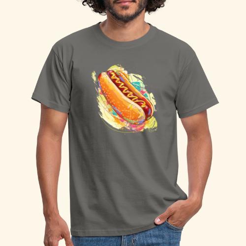 Hot Dog - Camiseta hombre