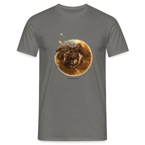Oeuf Meurette - T-shirt Homme
