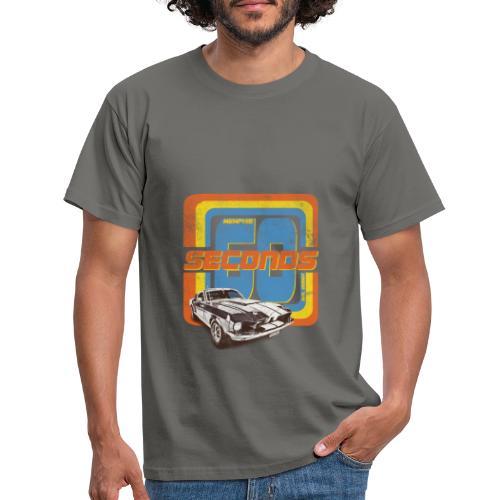 60 Seconds - Männer T-Shirt