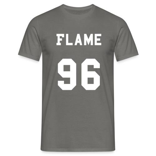 maglietta_flame_96 - Maglietta da uomo