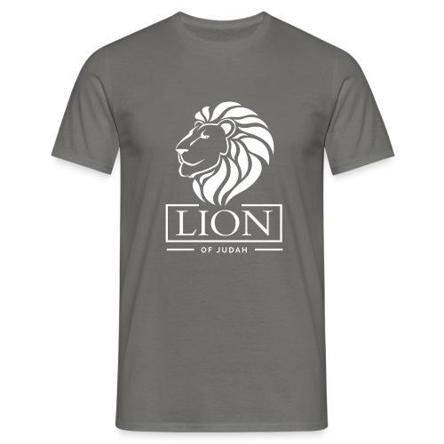 Lion of Judah - Rastafari - Männer T-Shirt