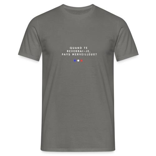 Pays Merveilleux - T-shirt Homme