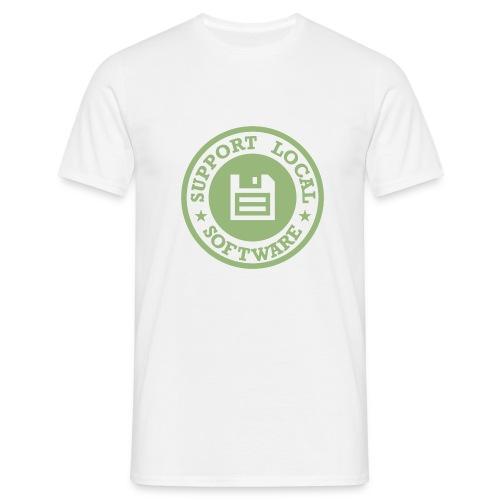 Support Local Software - Men's T-Shirt
