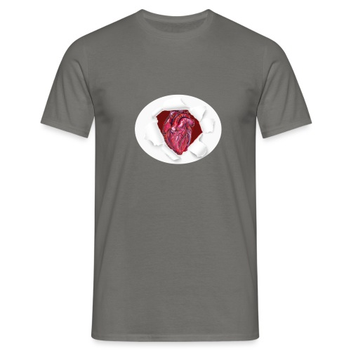 CUORE BATTICUORE - Maglietta da uomo