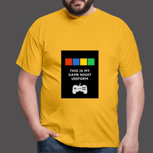 Game night uniform - Camiseta hombre