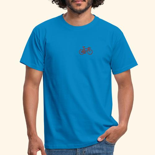 Rennrad, Race-Bike, Velo - Männer T-Shirt