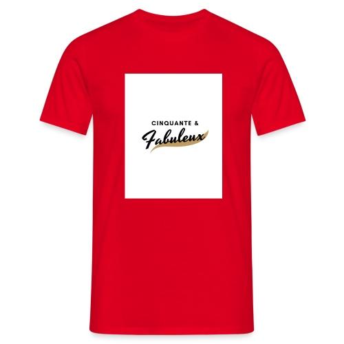 Cinquante - T-shirt Homme