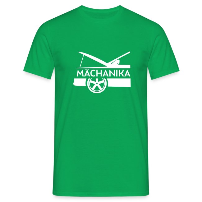 Mechanika - Männer T-Shirt