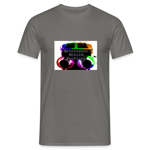 MCRS Twin Pipes - Men's T-Shirt