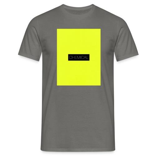 Yellow fluo - Maglietta da uomo