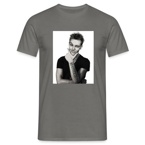 No Regerts - Men's T-Shirt