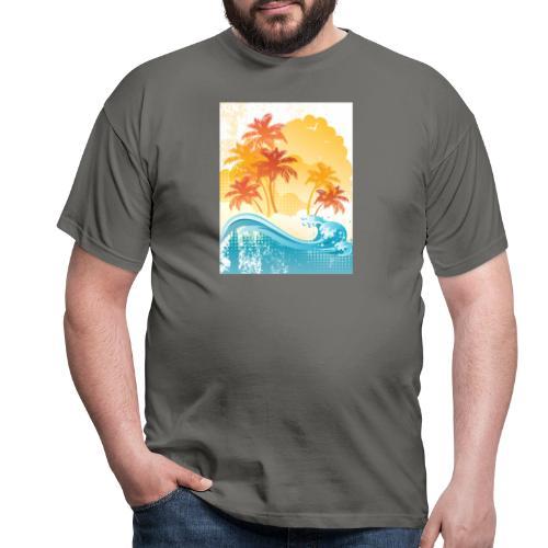 Palm Beach - Men's T-Shirt