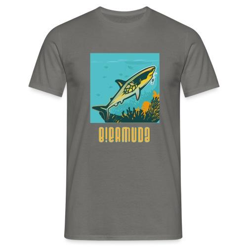 B!ermuda T shirt - T-shirt Homme