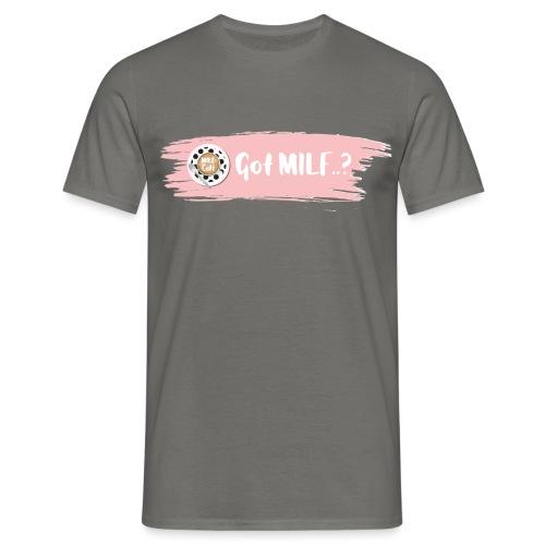 Got MILF Milfcafe Shirt Mama Muttertag - Männer T-Shirt