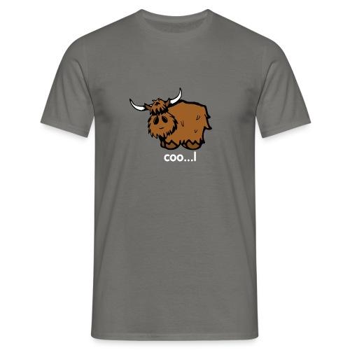 Cool Heilan Coo' - Men's T-Shirt