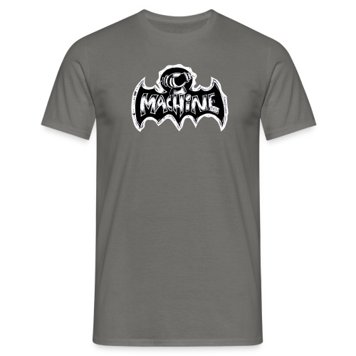 Machine Boy in Bat Land - Men's T-Shirt