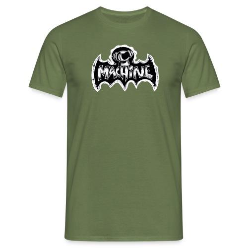 Machine Boy in Bat Land - Men's T-Shirt