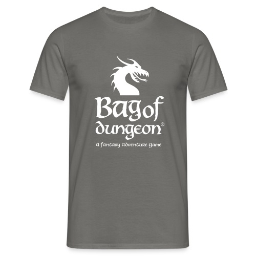 Bag of Dungeon - Men's T-Shirt